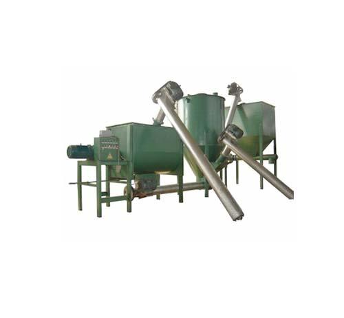 南京干粉砂浆成套设备