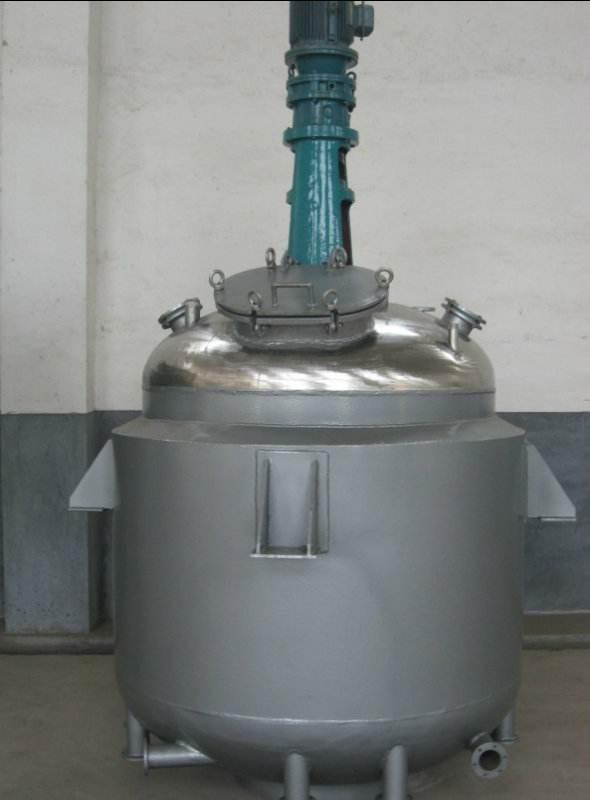 电磁加热反应釜